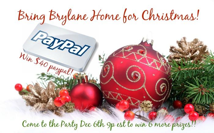 brylane home christmas paypal