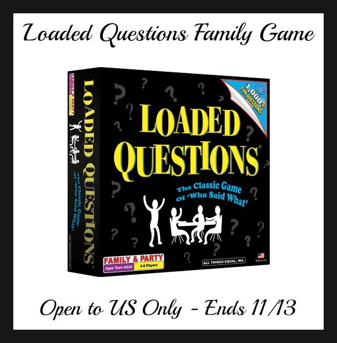 Fun family game