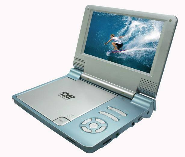 Portable Widescreen DVD Player