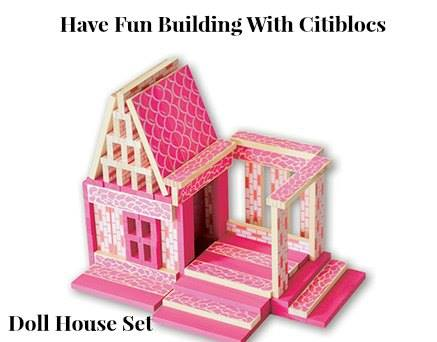 citiblocs doll house
