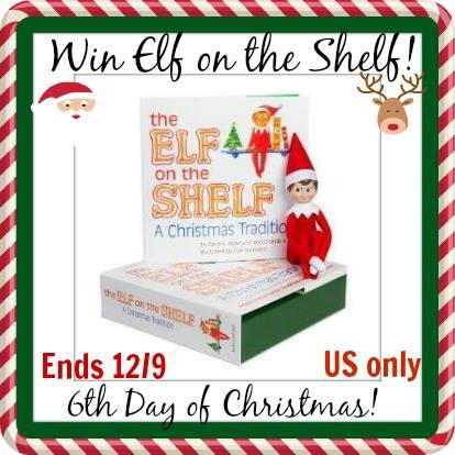 elf on the shelf flash