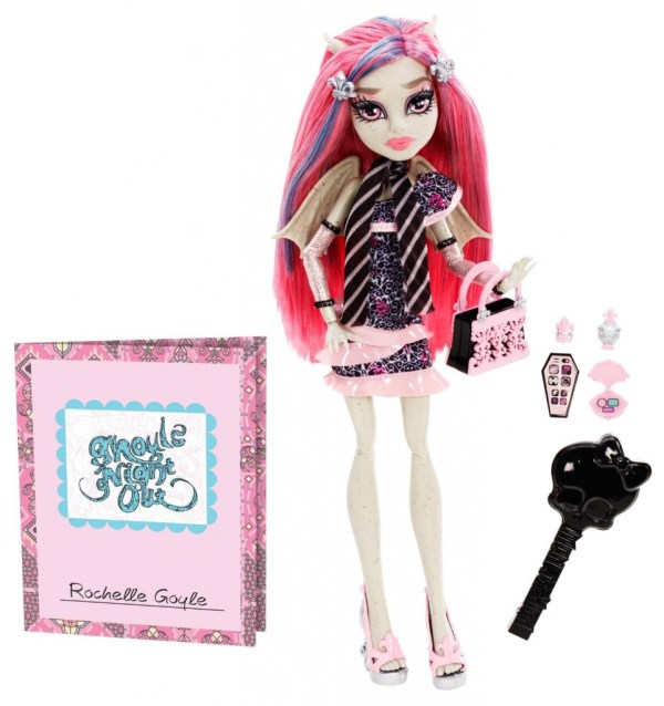 monster high ghouls night out 2