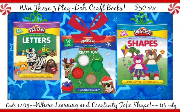 play doh christmas