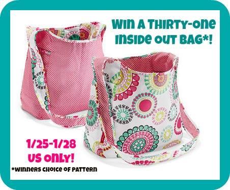 31 inside out bag