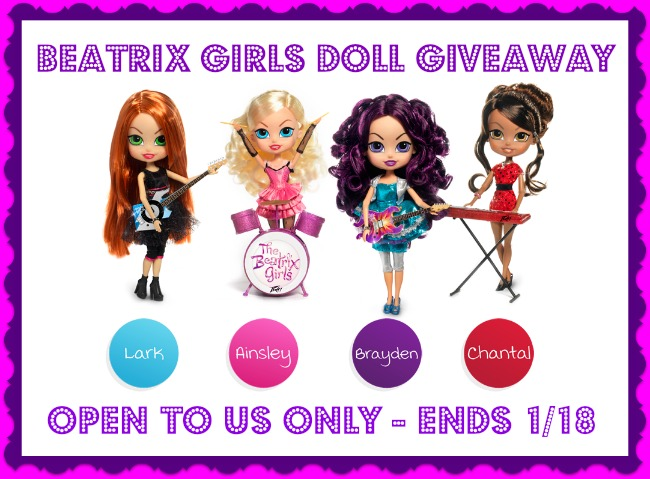 Beatrix Girls Doll