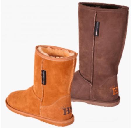 heavenly soles sheepskin boots