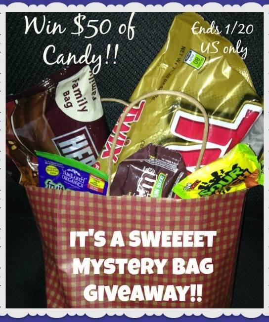 sweet mystery bag