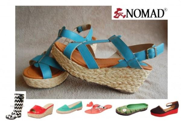 nomad shoe