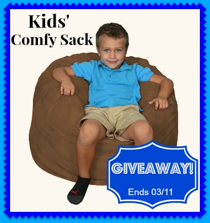 comfy sack for kids