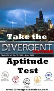 divergent aptitude test