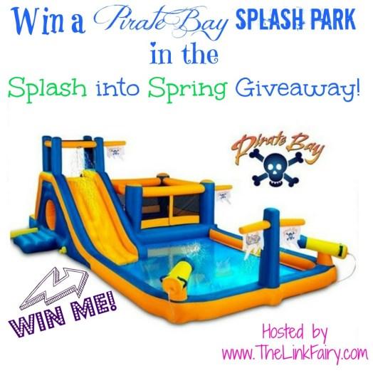 splash park button