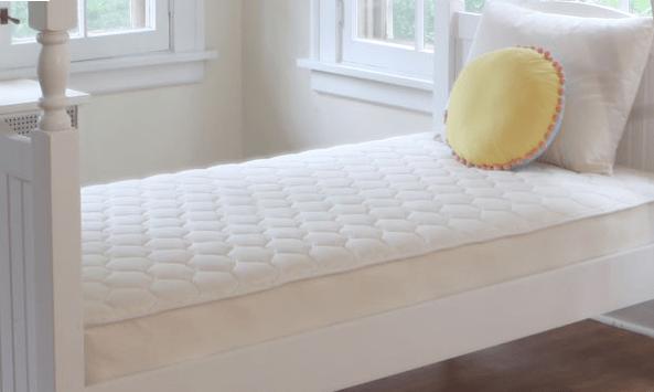 naturpedic organic cotton mattress