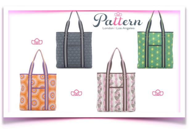 pattern design handbags