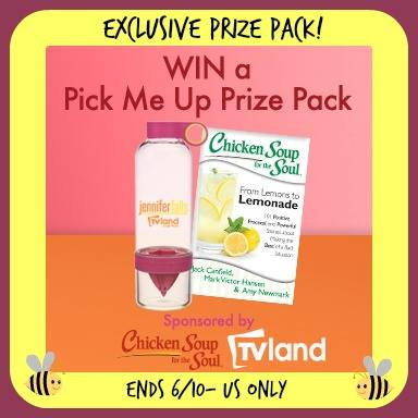 pick me up prize pack