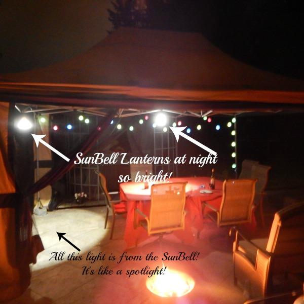 Sunbell night