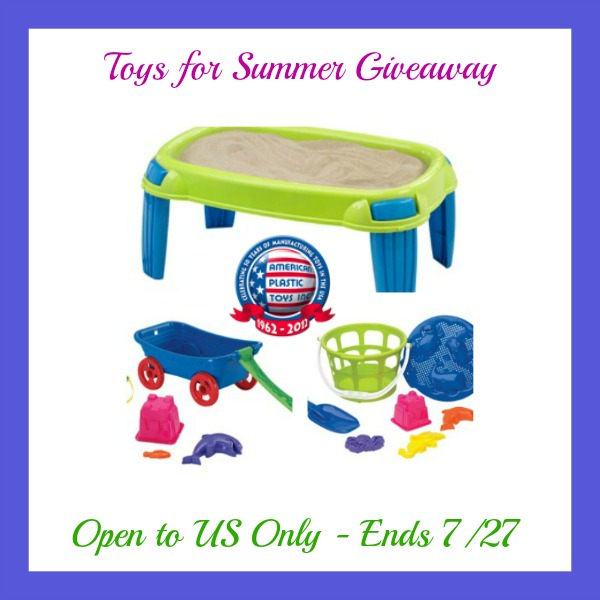 Toys for Summer