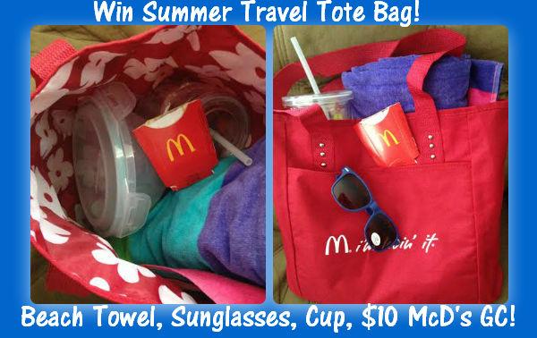 mcdonalds summer gift pack