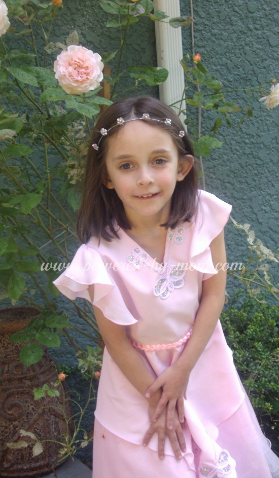 daughter age 8 a