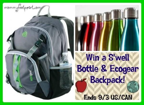eco back pack