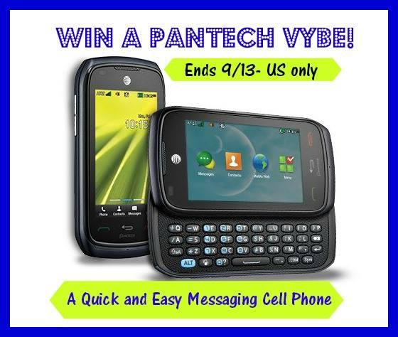 pantech vibe phone