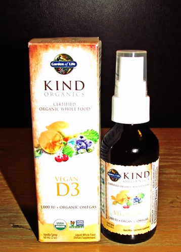 Garden of Life D3 Spray
