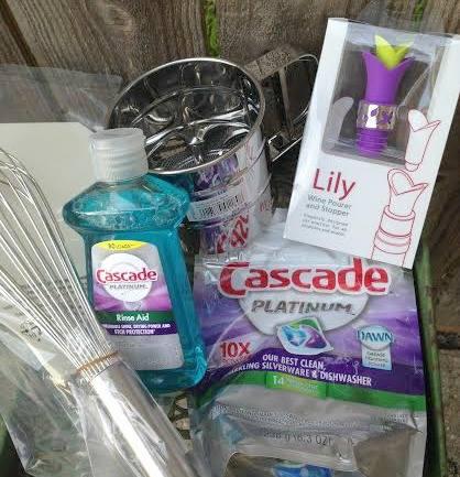 cascade platinum prize pack