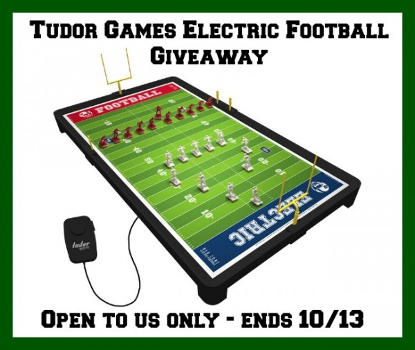 electric football button