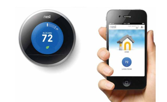 Google Now-Stunning Technology That Controls Your Nest Thermostat by voice