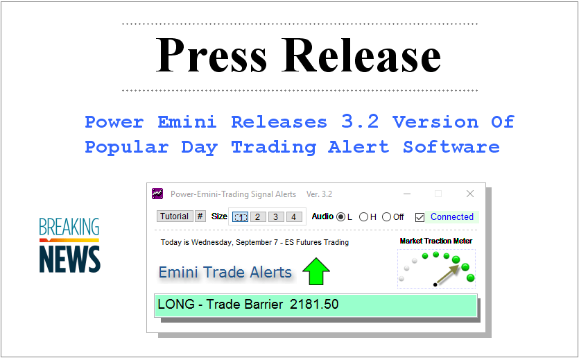 Power Emini New Software Upgrade