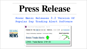 Power E-Mini Trading Announces Major Software Upgrade