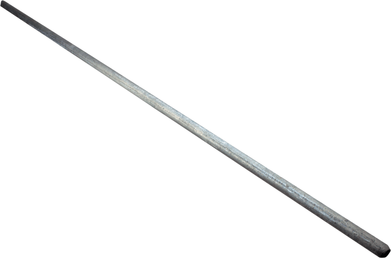 X 6 Galvanized Ground Rod