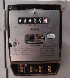 Wiring diagram for a kWh meter  Fundamentals Of Electricy  Power Forum  Renewable Energy