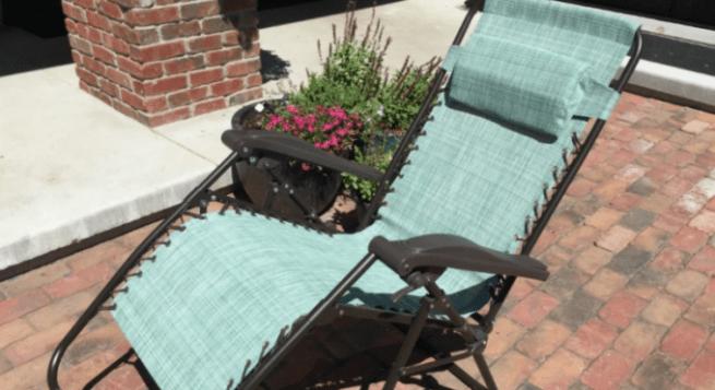 Sonoma Zero Gravity Chair For Home