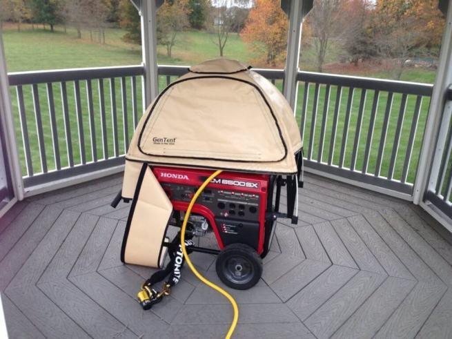 Can You Run a generator In the Rain