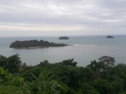 Lookout point on Koh Chang / long weekend