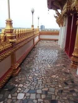 {Khon Kaen} 9-story stupa
