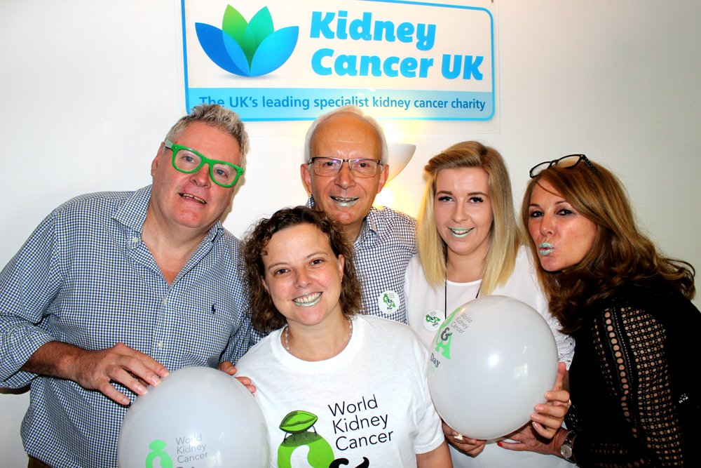 World Kidney Cancer Day 2018 Powerful Patient