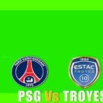PSG Vs Troyes 4-1-28/11/2015