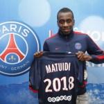 Blaise Matuidi, toujours au PSG la saison prochaine ?