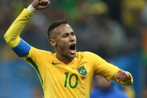 Neymar fait le spectacle