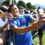 Marquinhos repartira du Brésil avec une médaille d'or