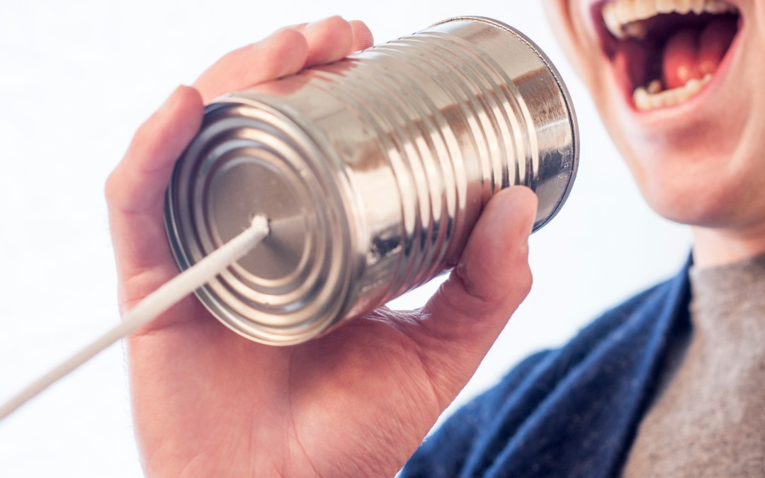 Communication: Overcoming the 'Cool Hand Luke' Syndrome