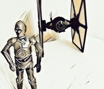 Star wars image for an article on building an great careers site