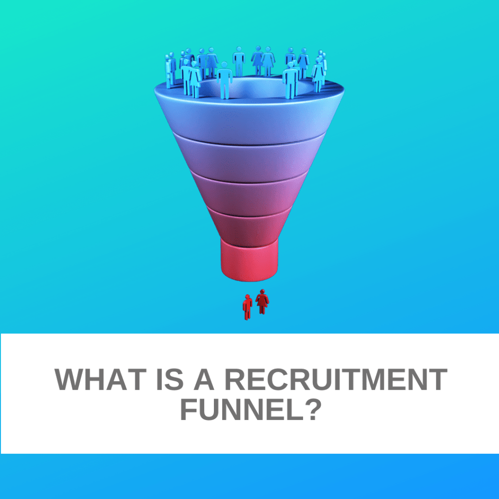 What is a recruitment funnel