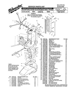 Milwaukee power drill switch wiring diagrams  Wiring images