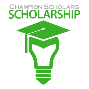 Champion Energy invests in the communities we serve with the Champion Scholars annual scholarship