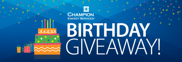 Winners Announced for the Birthday Giveaway