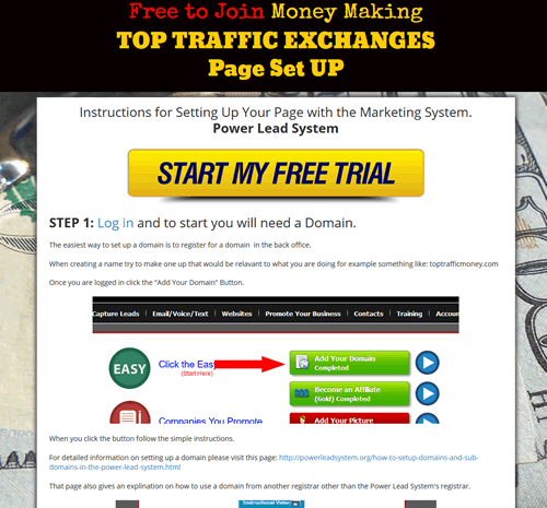 setup-page-for-top-traffic-exchanges