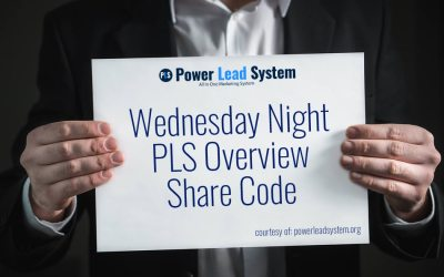 Wednesday Night Overview Share Code