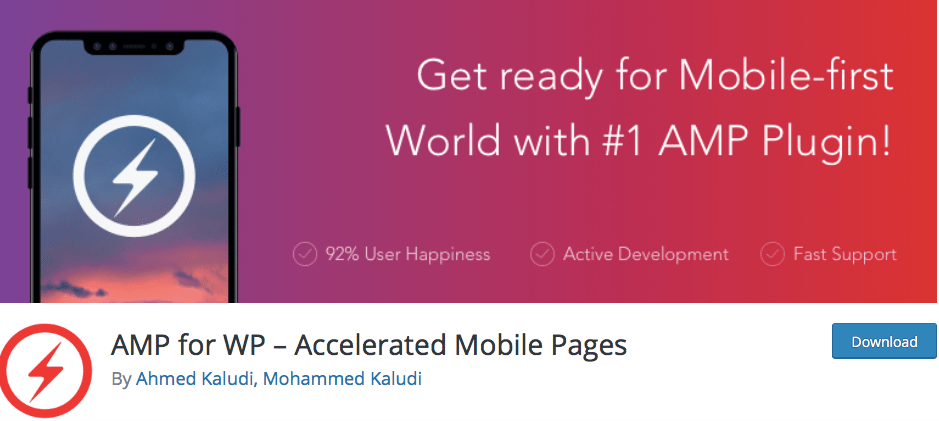 Google Accelerated Mobile Pages AMP & WordPress: Everything You Need to Know
